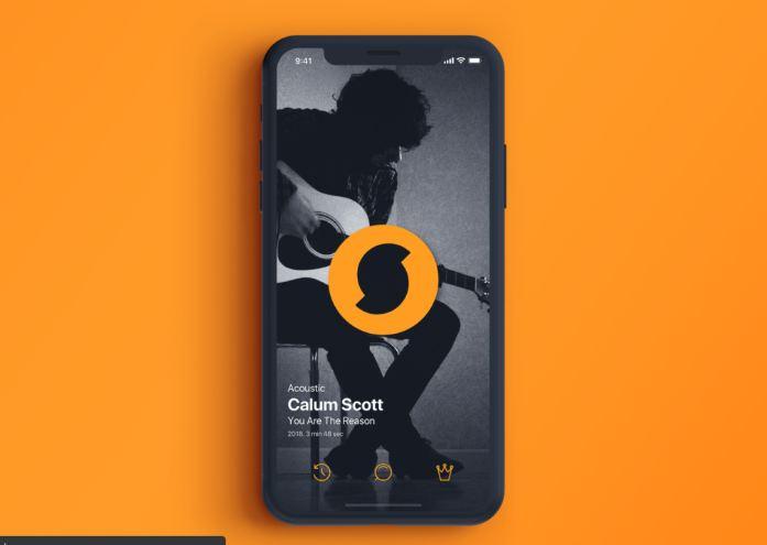SoundHound - ứng dụng nhận diện lời bài hát hot
