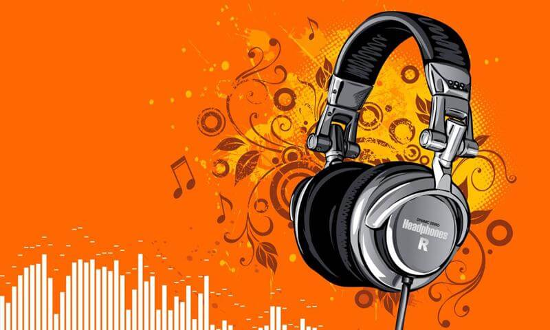 thiết kế ứng dụng nghe nhạc